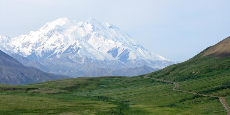 Cover Image of Alaska Journey