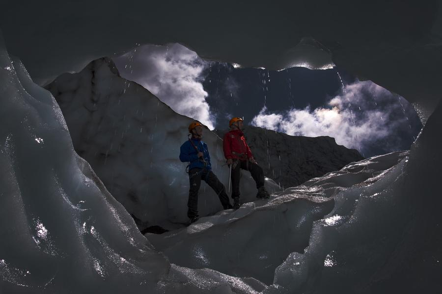Ice climbers and polar hikers have all used crampons, though they — and you — may not know them by name