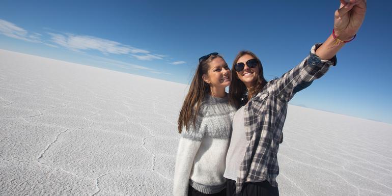Bolivia Salt Flats Express