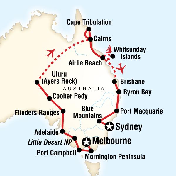 Büyük Avustralya Turu