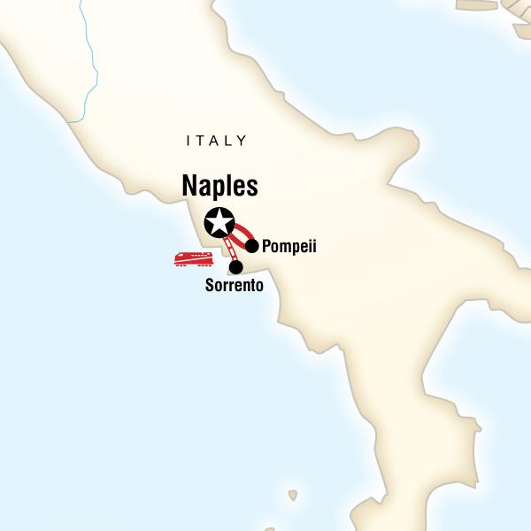 İtalya Napoli Pizza Turu
