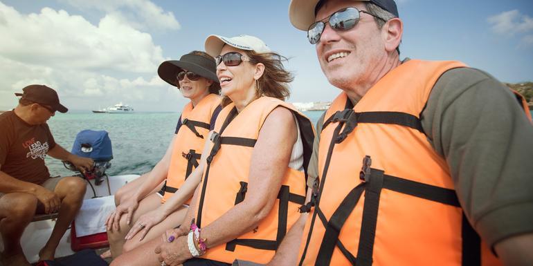 Galápagos — North, West & Central Islands aboard the Yolita