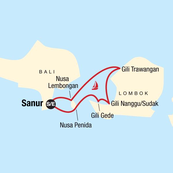 indonesia bali airport code