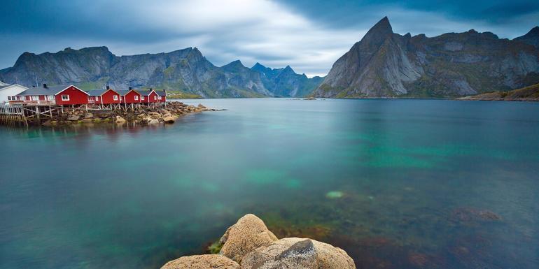 Scottish Islands & Norwegian Fjords - Edinburgh to Tromsø