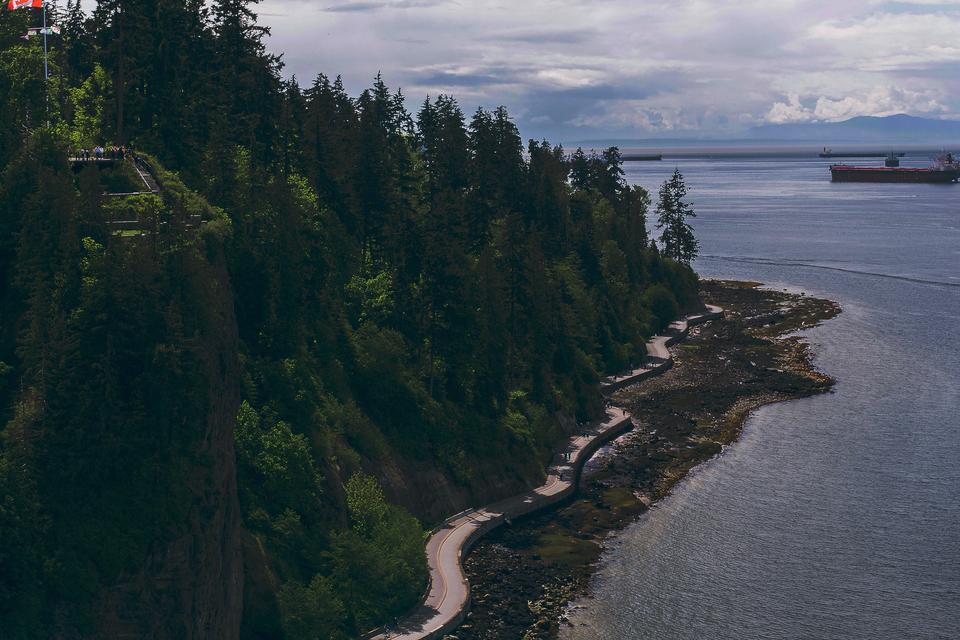 Die 5 Küsten der Salish Sea in British Columbia - G Adventures