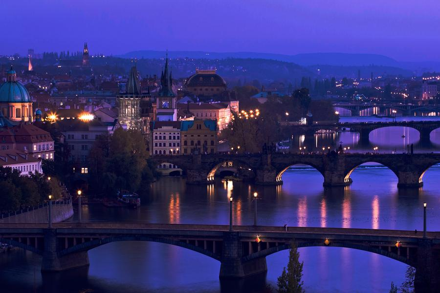 Travel writer Shelley Seale travels back in time on a bookworm's tour of Prague.