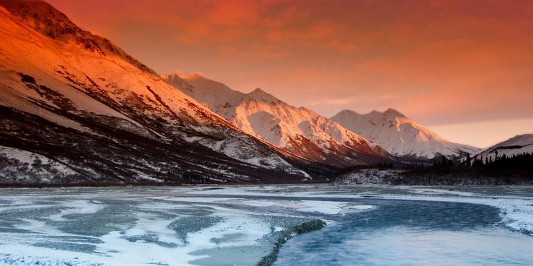 Cover Image of Alaska Kenai & Denali Adventure