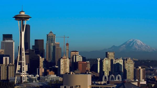 Music's Grunge scene, the space needle Pike Market Place and the home of Starbucks… Need we say more?