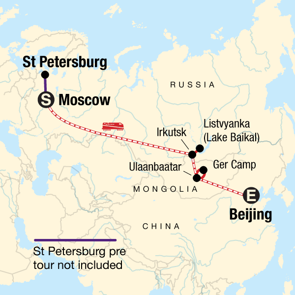 Trans-Mongolian Adventure on usa map, russia in russian, russia in asia, russia nature, russia military drills, russia x japan, russia nukes, america map, russia usa, ukraine map, russia in europe, russia soccer team, russia men, russia air strike, singapore map, relative size of africa map, russia world's end, russia land,