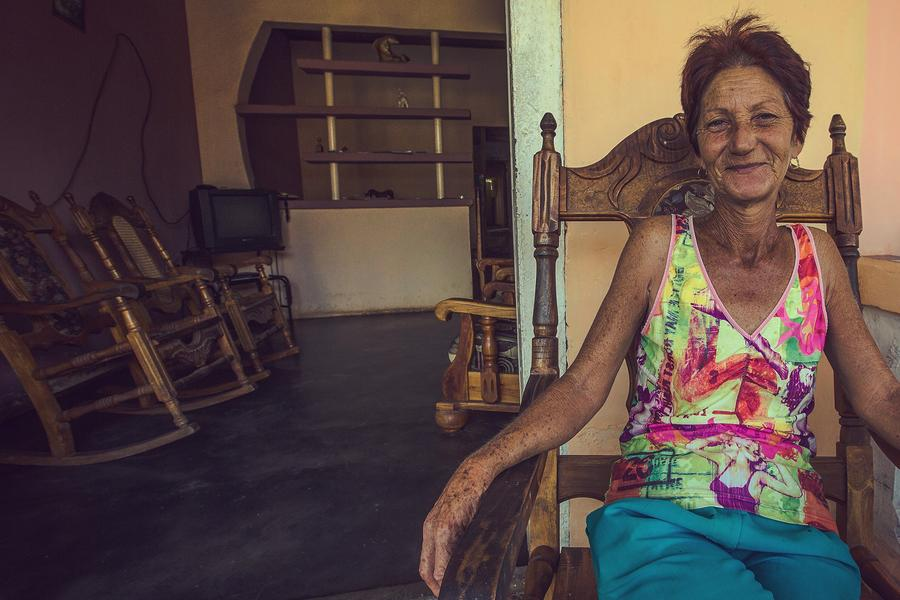 Staying in private residences is a great way to get up close and personal with Cuban culture
