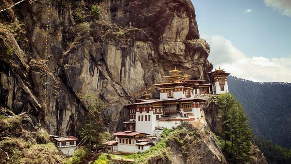 Follow along with Wanderer-in-Residence Nellie Huang as she takes a happy turn around Bhutan.