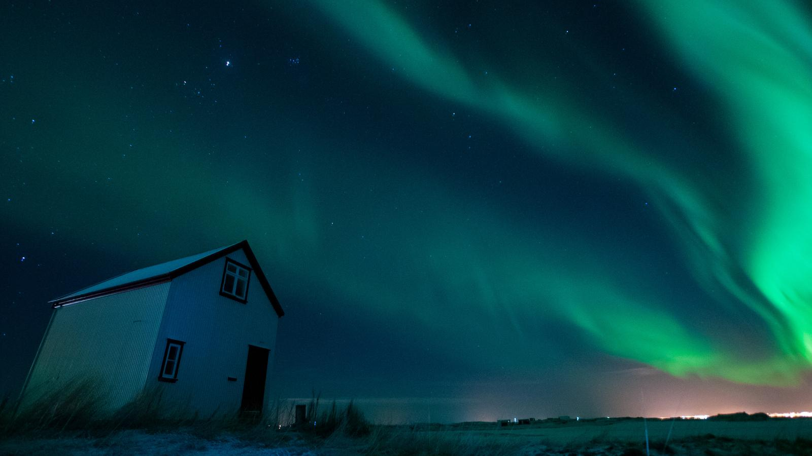Iceland Northern Lights & Golden Circle