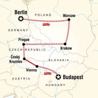 trips budapest berlin shoestring ejbb