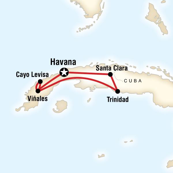 Küba Salsa Turu