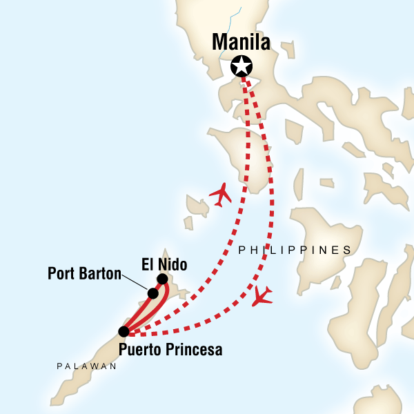 Philippines Palawan Adventure in Philippines, Asia - G Adventures