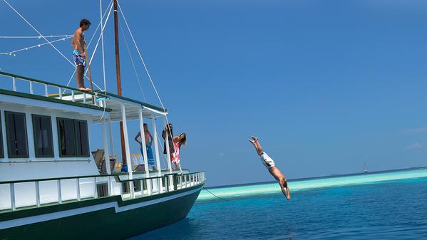 Find out what Male's all about from travel blogger Nellie Huang's recent trip to the Maldives.