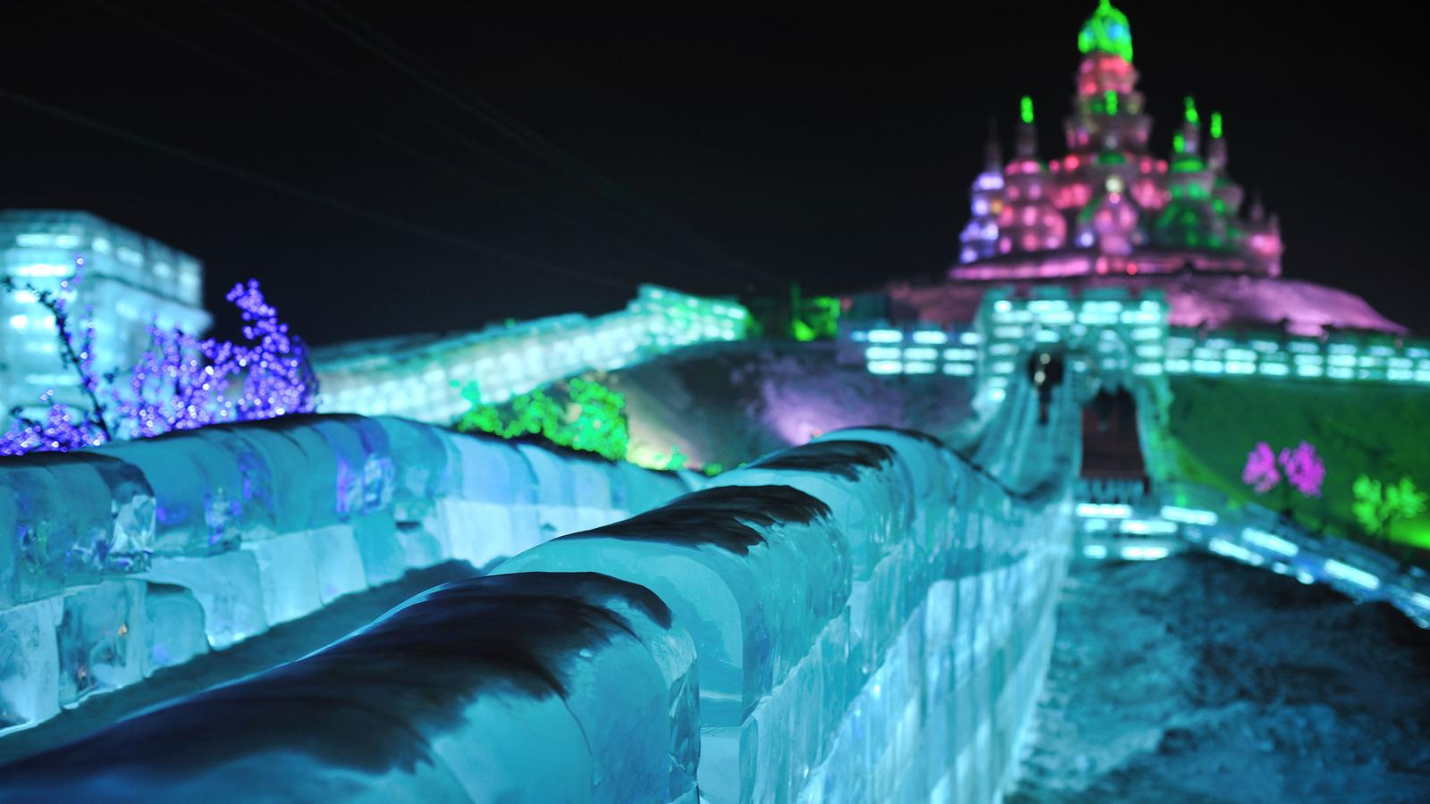 harbin ice festival Visitor motivation attending tourism festivals: a case study of the  in addition,  personal and on-line interviews have been conducted with  hall, 'quiblah' (the  direction of mecca) sign in every room, prayer mate, copies of quran and  ( 2001) investigated the motivation of those visiting the harbin ice.