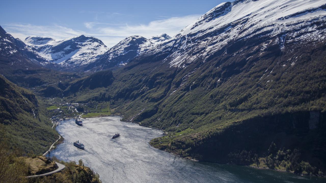 Norway Tours Travel G Adventures