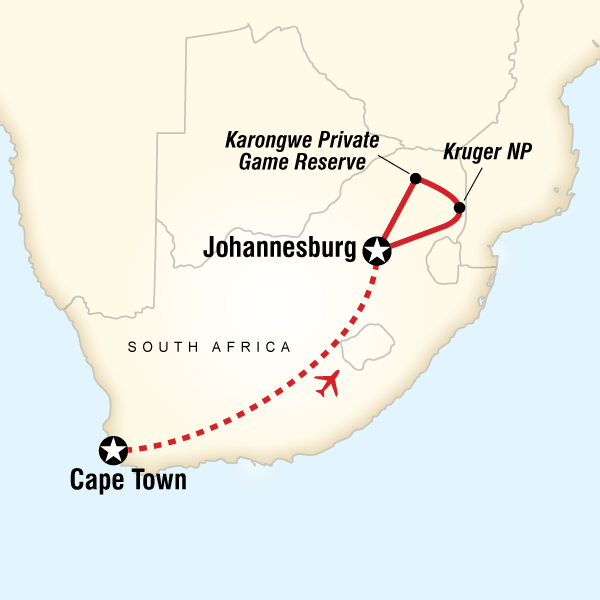 Explore Cape Town Amp Kruger National Park In South Africa