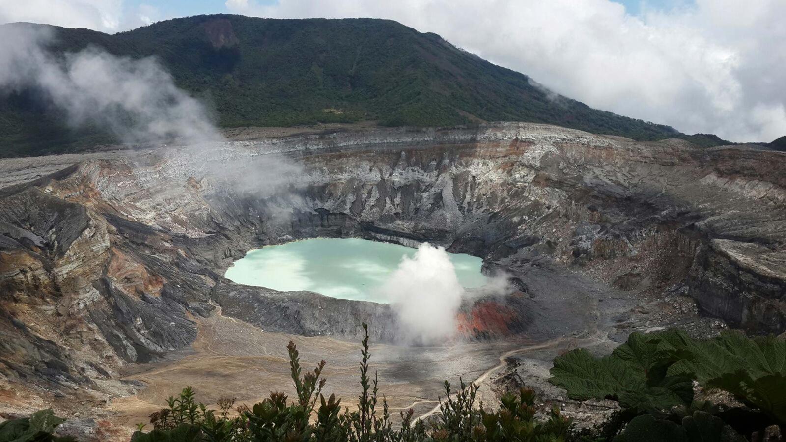 San Jose Day Tour Poas Volcano Full Day In Costa Rica Central America G Adventures
