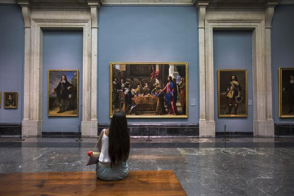 A solid case for spending all your time in the city visiting its galleries