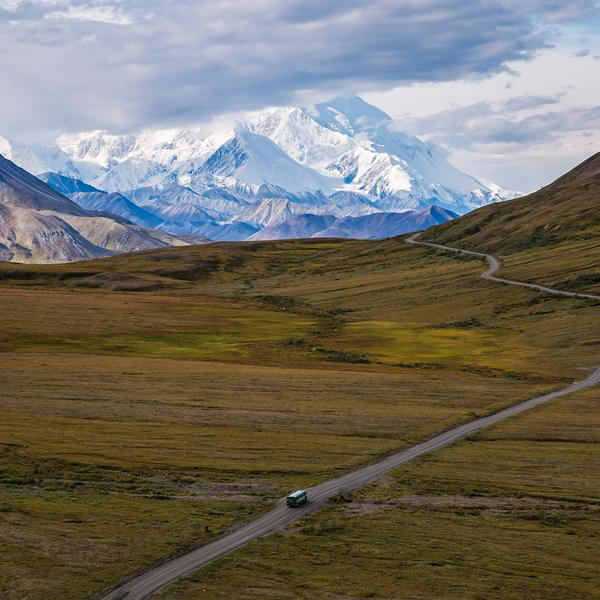 Alaska and Denali Camping: Wilderness & Wildlife