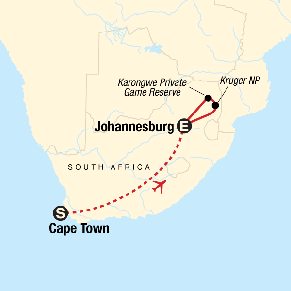 Explore Cape Town & Kruger National Park in South Africa, Africa
