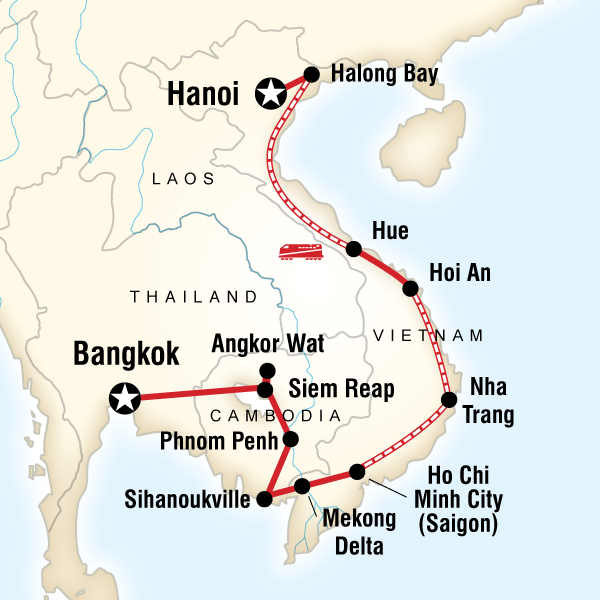 Cambodia & Vietnam on a Shoestring in Cambodia, Asia - G ...