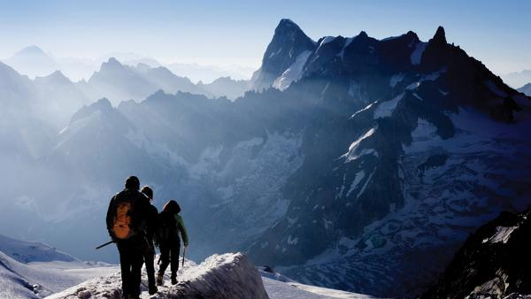mont blanc hiking tours