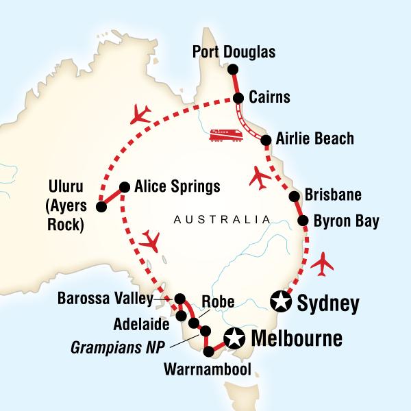 Australia In Style In Australia, Australia / Pacific
