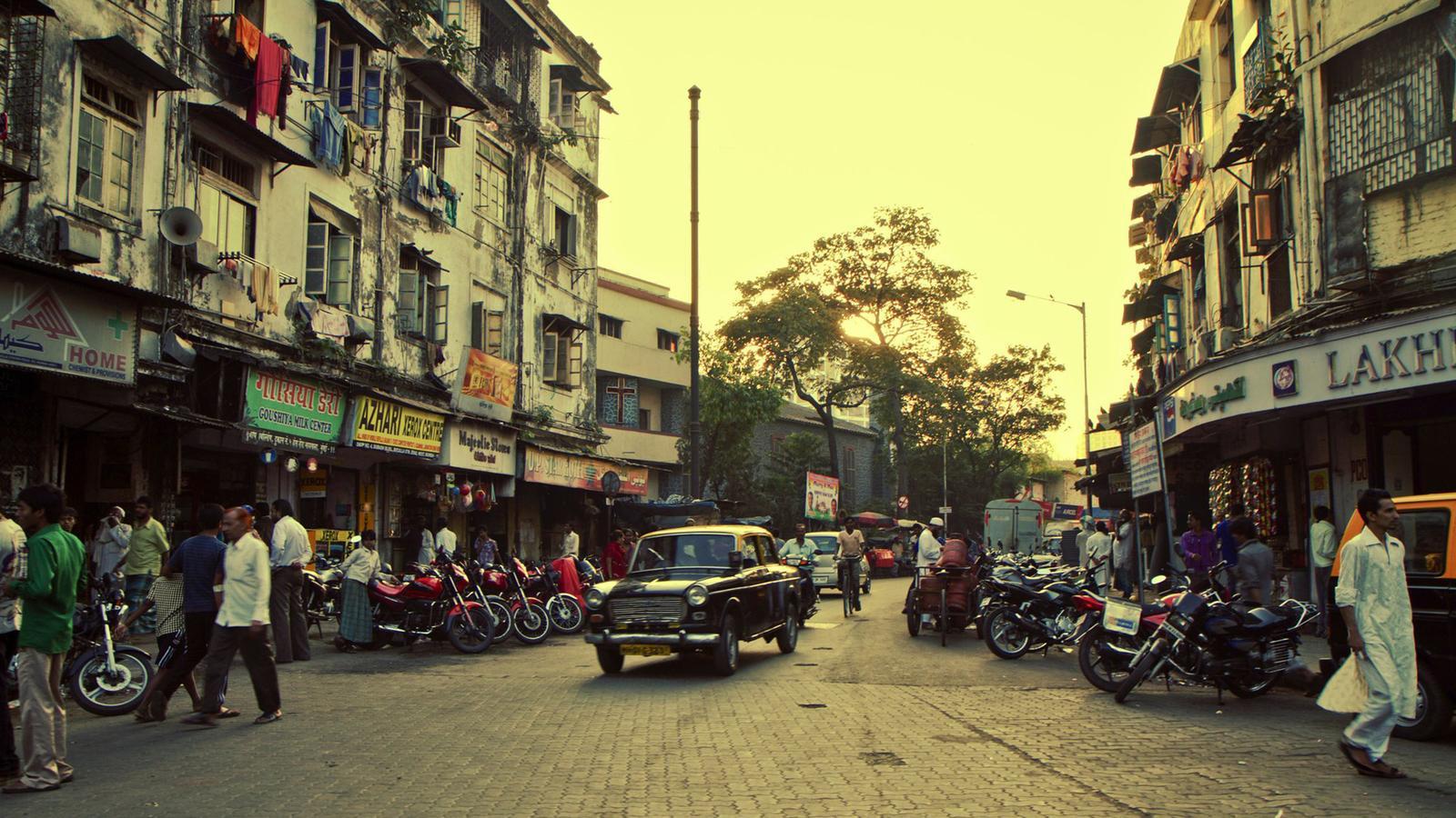 Von Kolkata nach Goa mit dem Zug