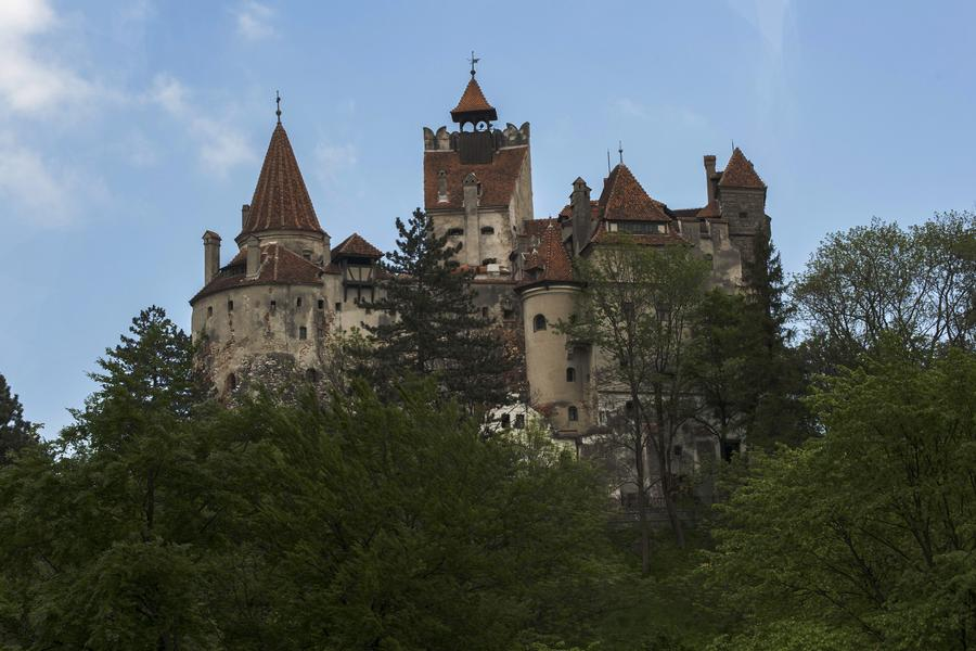 The centuries-old Romanian castle is as beautiful as it is steeped in sinister history
