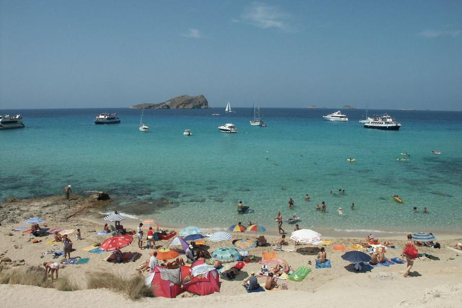 Join Nellie as she chats about her trip to Ibiza