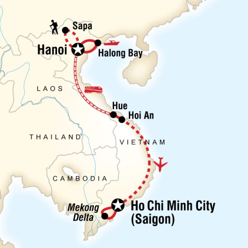 Best Of Vietnam In Vietnam Asia G Adventures