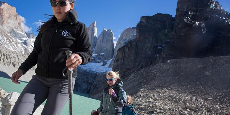 Cover Image of Hike Patagonia In Depth
