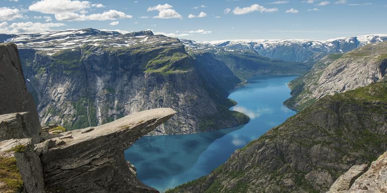 Norway Fjord Trekking