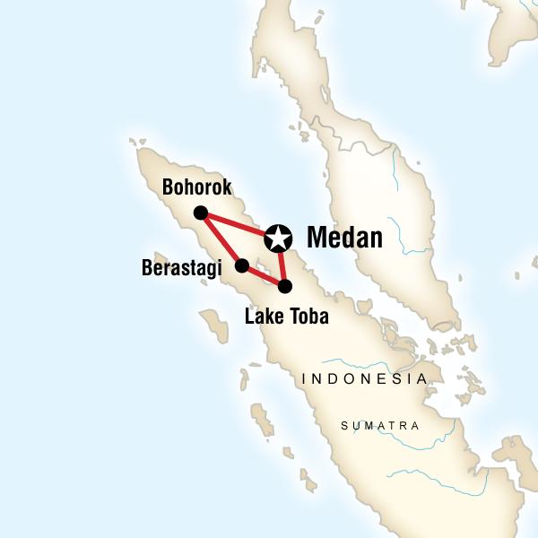 Sumatra Adası Turu