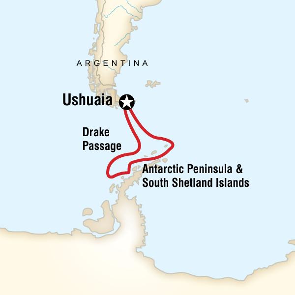 Antarctica Classic in Depth in Antarctica Antarctica G Adventures