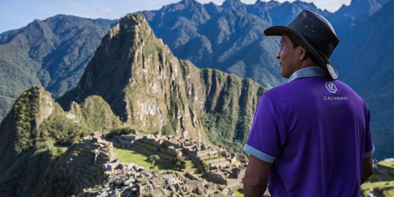 Cover Image of Choquequirao to Machu Picchu Express