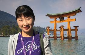 Just because we aren't travelling as much as we'd like to right now, doesn't mean we can't experience our big, beautiful world. Join one of our guides for a virtual tour of Japan!