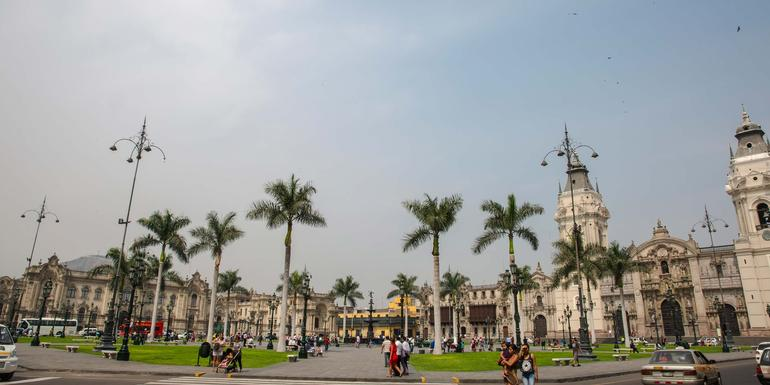 Lima Day Tour: City Highlights (half day)