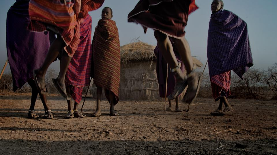 Get up! The tradition of the Maasai jumping dance - G Adventures