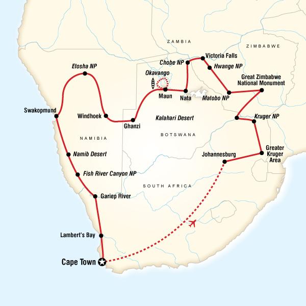 Podcast: Plan a Bucket List Africa Trip w/Nick Bratton