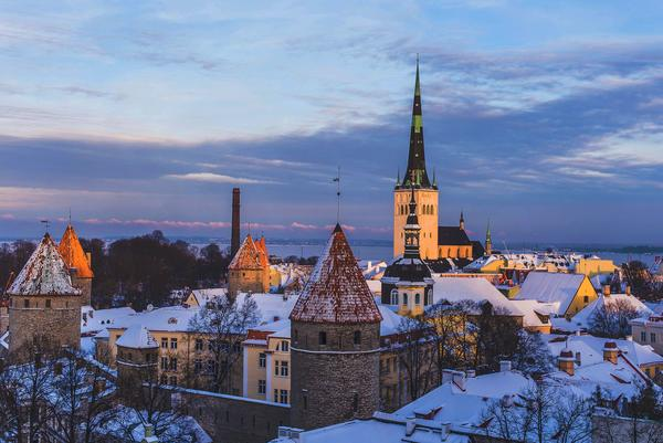 The Estonian capital burgeons with Cold War history and modern food and architecture