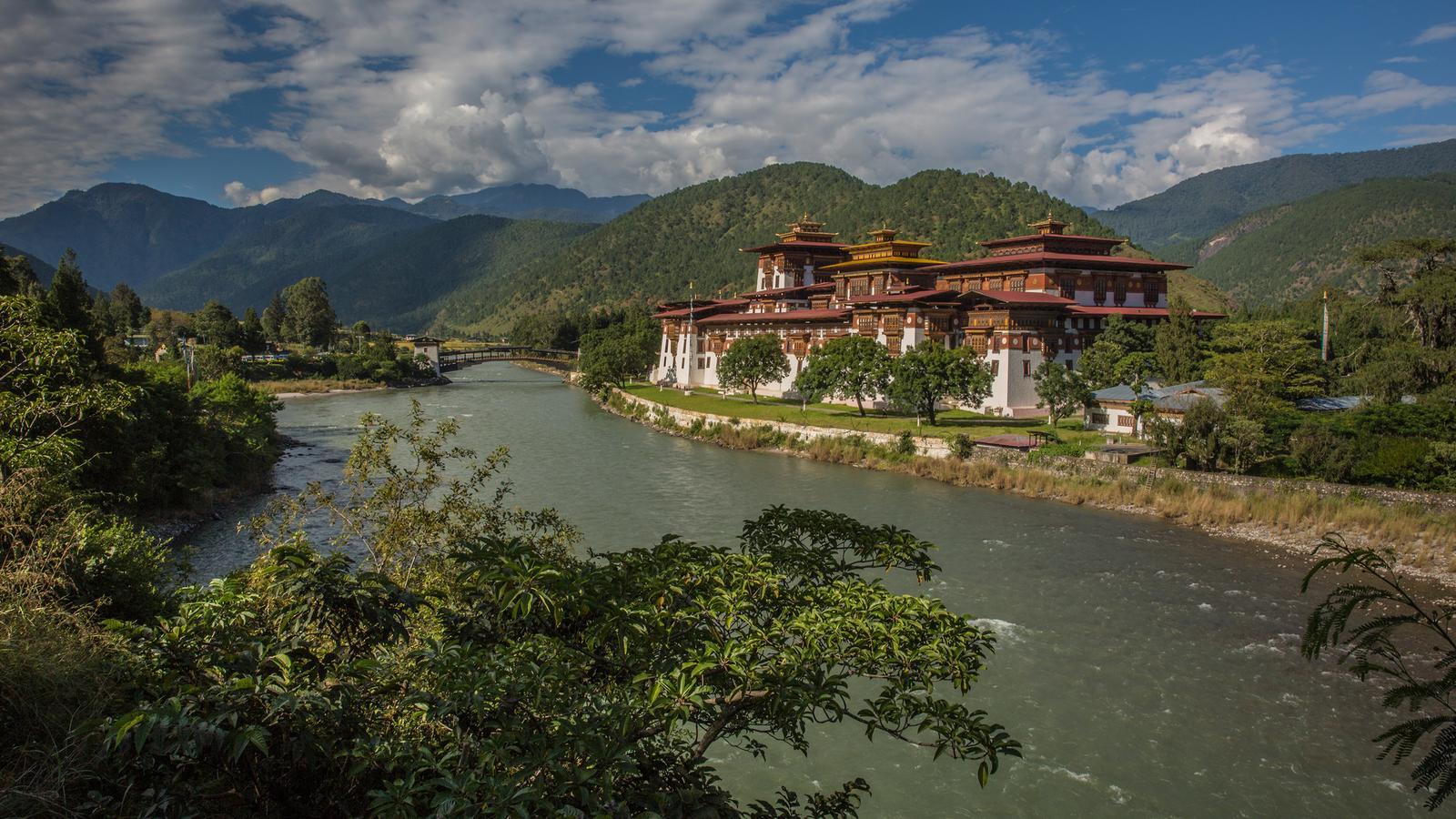 Erlebnisreise durch Bhutan