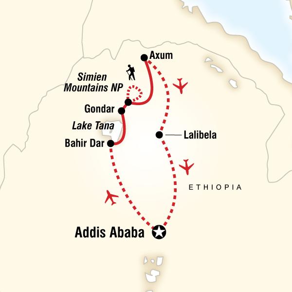 Etiyopya Macera Turu