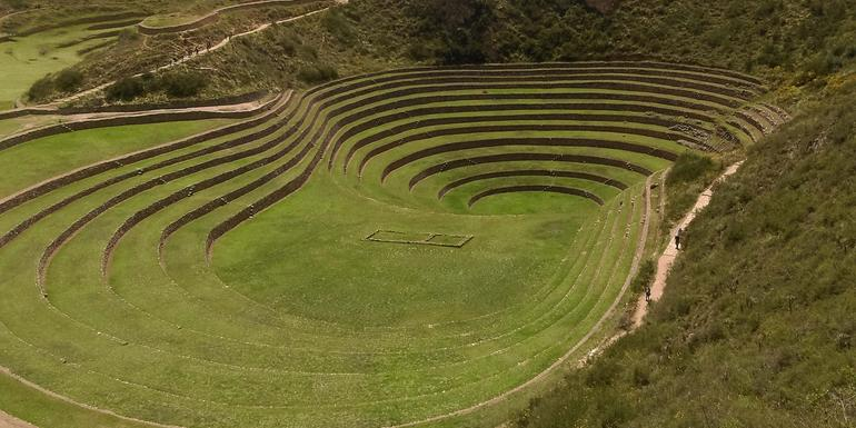 Cusco Day Tour: Maras, Moray and Chinchero (full day)