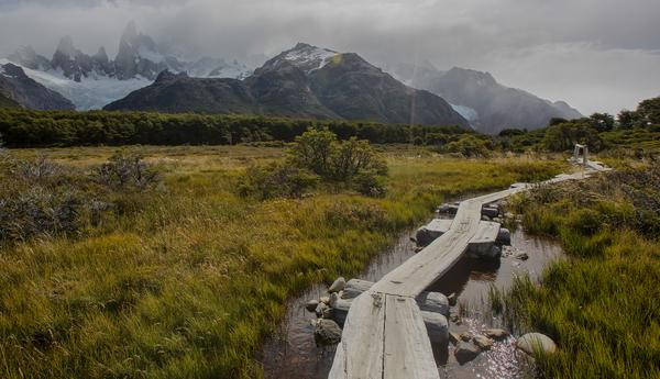 Take a deep breath and scroll through this photo essay of Patagonia and its wondrous landscapes.
