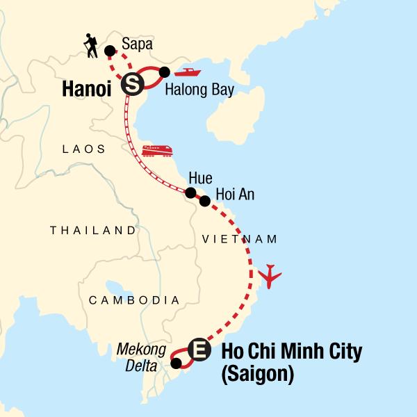 Das Beste von Vietnam