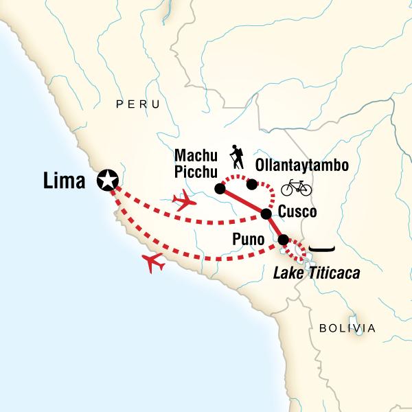 Peru Multisport in Peru, South America - G Adventures